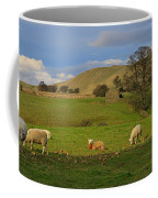 Mallerstang Dale In Cumbria Uk Coffee Mug