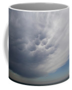 Mammatiform Clouds Coffee Mug