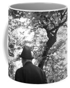 Man In Hat Coffee Mug