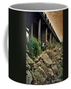 Man Under Bridge Coffee Mug