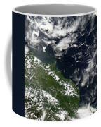Manam Island, Papua New Guinea Coffee Mug