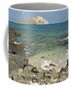Manana Island View 0068 Coffee Mug