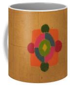 Mandal Rangoli Coffee Mug