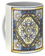 Mandala Of The Sun Coffee Mug
