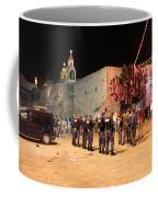Manger Square At Night Coffee Mug