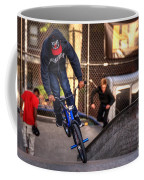 Manhattan Bmx Coffee Mug