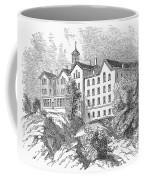 Manhattan College, 1868 Coffee Mug