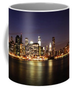 Manhattan Panorama Coffee Mug
