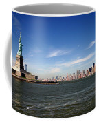 Manhattan Skyline Coffee Mug