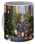 Manhattan Street Coffee Mug