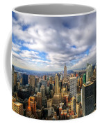 Manhattan05 Coffee Mug by Svetlana Sewell