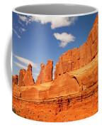 Manhatten In Utah Coffee Mug