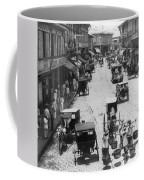 Manilla - Philippine Islands - Escolta Street Scene - C 1901 Coffee Mug