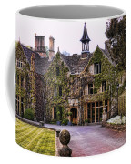 Manor House At Castle Combe  Coffee Mug