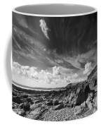 Manorbier Rocks Coffee Mug