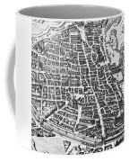 Map Of Paris Coffee Mug by German School