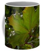 Maple 3 Coffee Mug