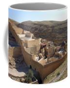 Mar Saba Monastery Coffee Mug