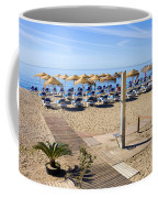 Marbella Holiday Beach Coffee Mug