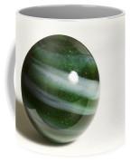 Marble Green Onion Skin 2 Coffee Mug