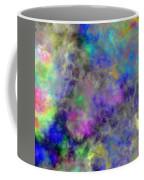 Marbled Clouds Coffee Mug