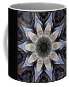 Marbled Mandala - Abstract Art Coffee Mug