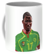 Marc Vivien Foe Coffee Mug