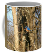 March Bluebird Coffee Mug