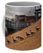 March To The Water Coffee Mug