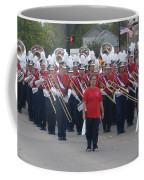 Marching Band Coffee Mug