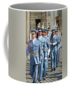Marching Guards Coffee Mug