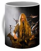 Marco Hietala And Jukka Nevalainen - Nightwish  Coffee Mug