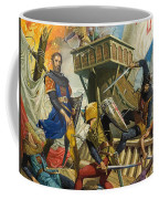Marco Polo Coffee Mug