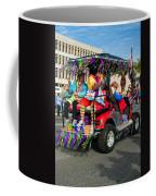Mardi Gras Clowning Coffee Mug