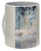 Margerie Glacier Calving Coffee Mug