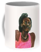 Maria Mutola Coffee Mug