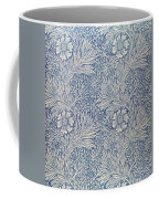 Marigold Wallpaper Design Coffee Mug