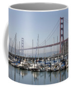 Marina At Golden Gate Coffee Mug
