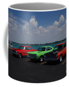 Marine City Car Show Coffee Mug