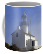 Marine Fog At Pt. Loma Coffee Mug