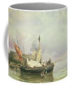 Marine Scene  Coffee Mug