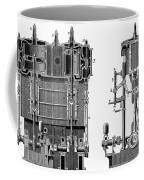 Marine Steam Engine, 1878 Coffee Mug