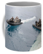 Marines Depart The Well Deck Coffee Mug