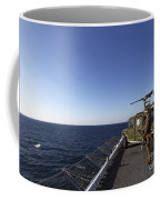Marines Provide Defense Security Coffee Mug