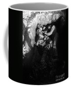 Marines Share A Foxhole With An Orphan Coffee Mug