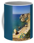 Marinha Beach Coffee Mug
