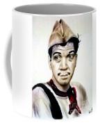 Mario Moreno As Cantinflas In El Bombero Atomico  Coffee Mug