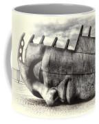 Maritime Memorial Cardiff Bay Opal Coffee Mug
