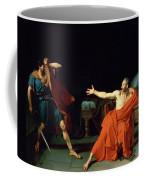 Marius At Minturnae Coffee Mug by Jean-Germain Drouais