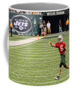 Mark Sanchez Ny Jets Quarterback Coffee Mug